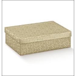 100 Cajas de regalo champagne 9.5x6.5x4cms.