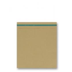 50 Sobres ecommerce, kraft con cierre adhesivo. 30x35