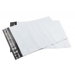 100 Sobres-bolsa para envíos por mensajería 25x35 cms