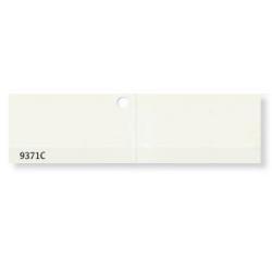 200 Etiquetas colgantes, blanco liso.