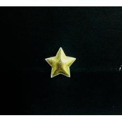 120 Estrellas adhesivas doradas. 20 mm